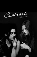 Contract. | Camren by mjcsarah