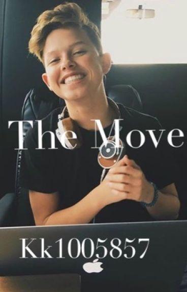 The Move- A Jacob sartorius fan fiction