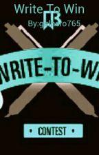 Write To Win by girlhero765