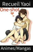 Recueil One-shot Yaoi Animes/Mangas (≧▽≦) by Rinnie31