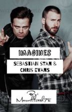 Chris Evans & Sebastian Stan Imagines by Marveltrash78