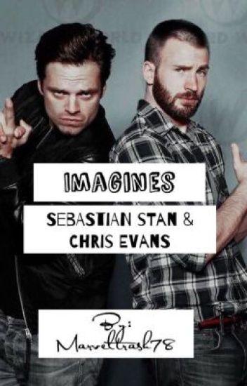 Chris Evans & Sebastian Stan Imagines