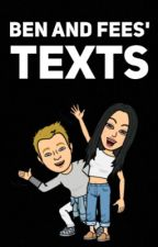 Ben and Fees' Texts XD  by KingSavage-