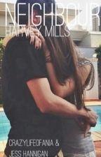 Neighbours / Harvey Mills by princessaniaxo