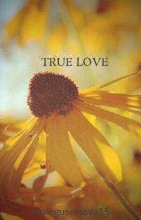 TRUE LOVE by zhaleguseinova15