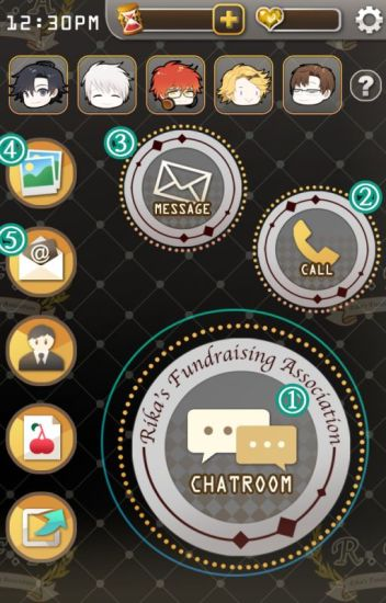 Mystic Messenger (German FF)