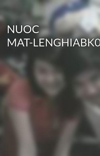 NUOC MAT-LENGHIABK05