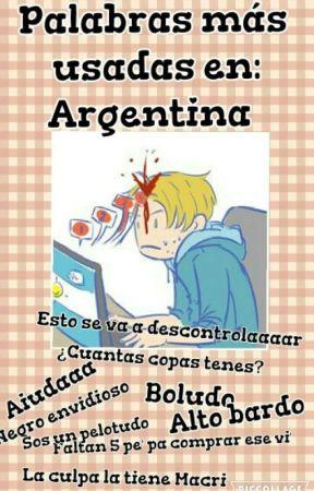 Palabras de español a argentino