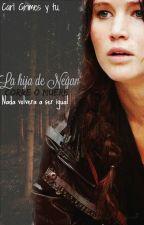 La hija de Negan (Carl Grimes & tu) by LuhRiggs7