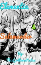 (Natsu X Reader) Elementia & Salamander by ThisGirlLovesNatsu