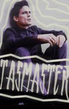 TASKMASTER ⇋ N. ROMANOFF by crankees