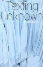 Texting Unknown by BAEKKiiExxYEOLLiiE
