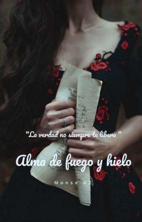 Alma de Fuego y Hielo by katherineWhitewood