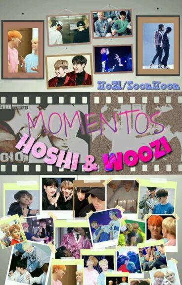 Pink and  Blue moments [HOZI/SoonHoon]