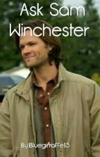 Sam Winchester by Bluegirraffe13
