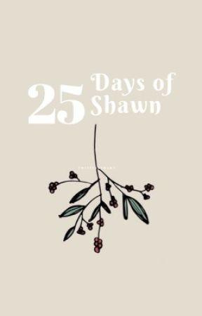 25 Days of Shawn by twinpeakshawn