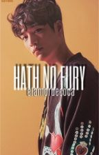 Hath No Fury by elamordecoca