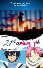 Fairy Tail Gray x Reader x Natsu •21st Century Girl•  by YanoSan