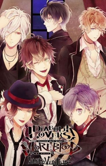 Diabolik Lovers x Vampire! Reader [DISCONTINUED]