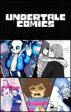Undertale Comics by AnotherDreemurr