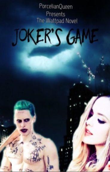 Joker's Game ❗️zawieszone❗️