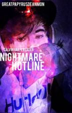 Nightmare Hotline (Calvin Vail x Reader) by KiraTypes