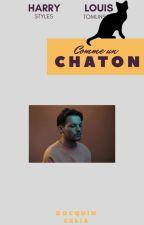 Comme un chaton. -correction- by aestheticship