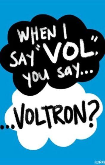 Various Voltron x Reader!
