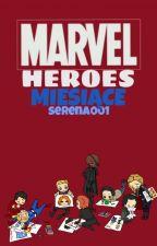 Heroes Miesiące Marvel by Serena011