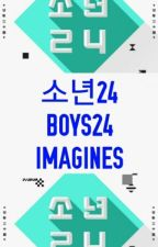 Boys24 One Shots (Imagines) by Horololosquid