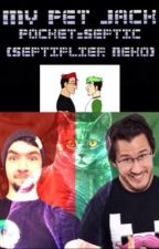 ~My Pet Jack ~ Neko septiplier  by Pocket-Septic