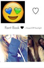 RANT BOOK D'UNE FILLE TRANSPARENTE by _QueenOfMoonlight