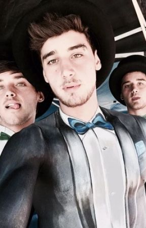 Full House (A Janoskians And Tronnor Fanfic) by marcelllaaa0217