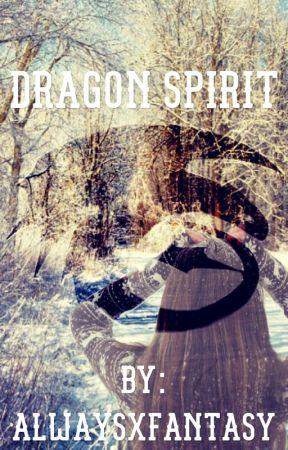 Dragon Spirit by AlwaysxFantasy