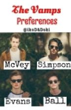 The Vamps Preferences by IkoDandDoki