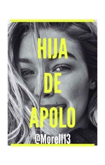 La hija de Apolo  Nico di Angelo y tú