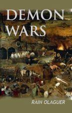 Demon Wars by radapedaxa