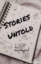 Stories Untold || VKook (Editing) by Squishy343