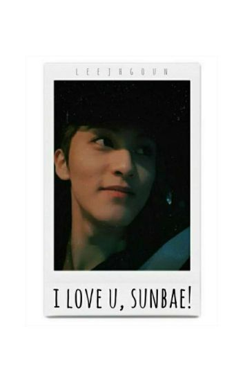I Love U, Sunbae! [Mark Lee]
