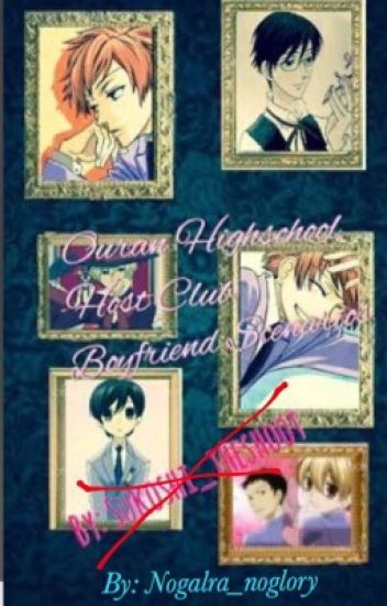 Ouran Highschool Host Club Boyfriend Scenarios