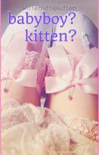 babyboy? kitten? || tardy by kittenlittlekitten