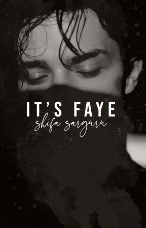 It's Faye by Shifa_sarguru