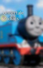 Undertale Zodiacs by napstaa