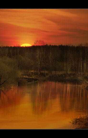 Just Before Dawn by RichardHigley