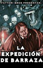 La Plaga Cómic: La Expedición de Barraza  by FattoriBros