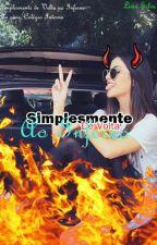 Simplesmente De Volta Ao Inferno by LiviaSilva660