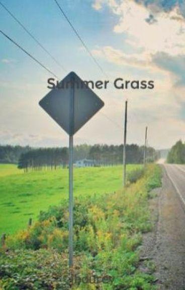 Summer Grass by jbourey