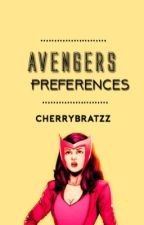 Avengers preferences by brokenpetal