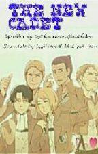The New Cadet ~Rivetra [Levi x Petra] (Traduction) by MiraiNikki_Yukiteru