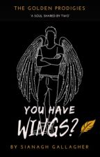 You Have Wings? (BxB) by Sian-The-Writer